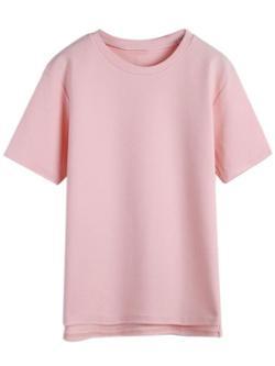 Pastel Pink T Shirt | Is Shirt